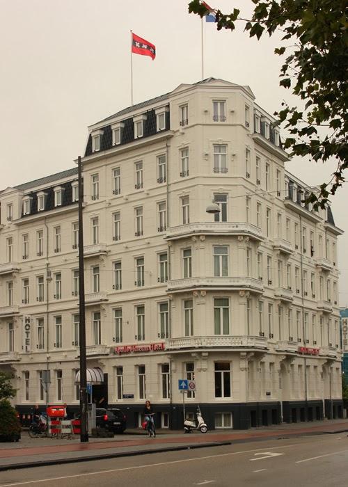 unser Hotel in Amsterdam