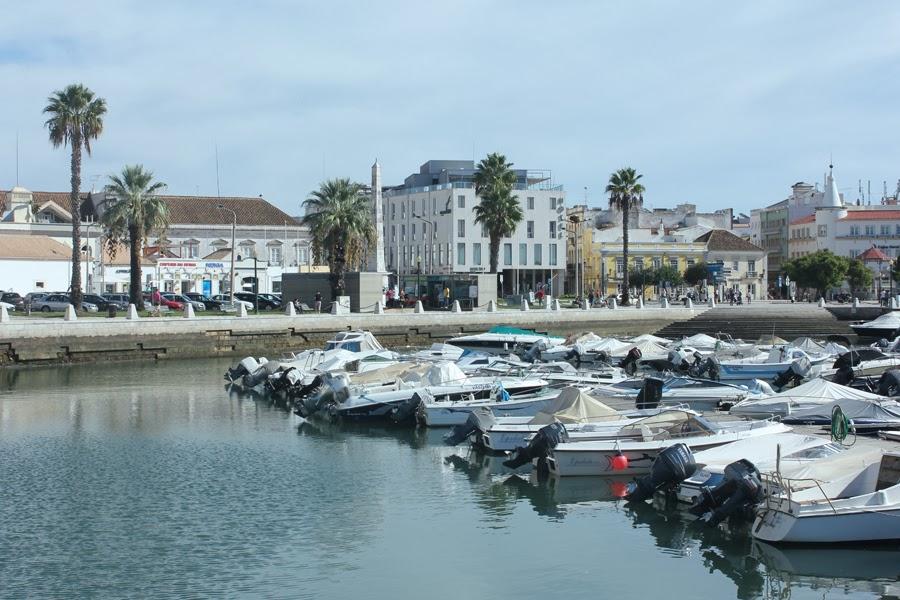 Yachthafen von Faro