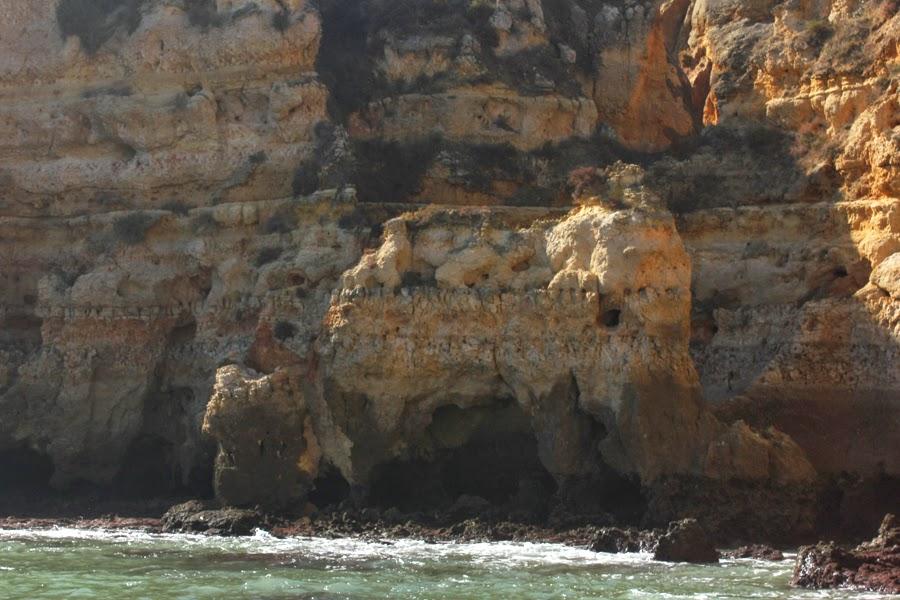 Fels in Form eines Elefanten