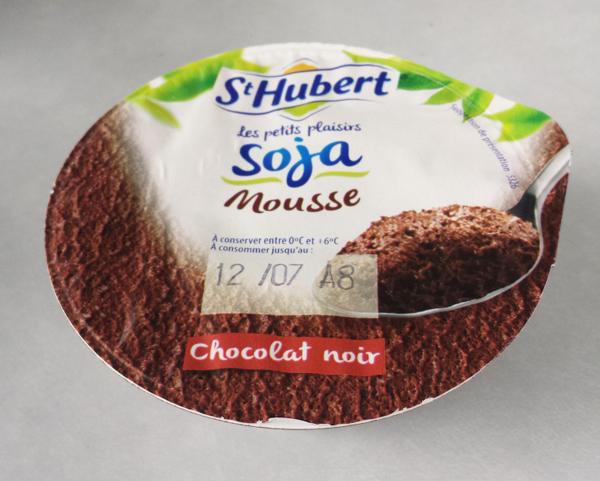 vegan in der Bretagne, Mousse au Chocolat