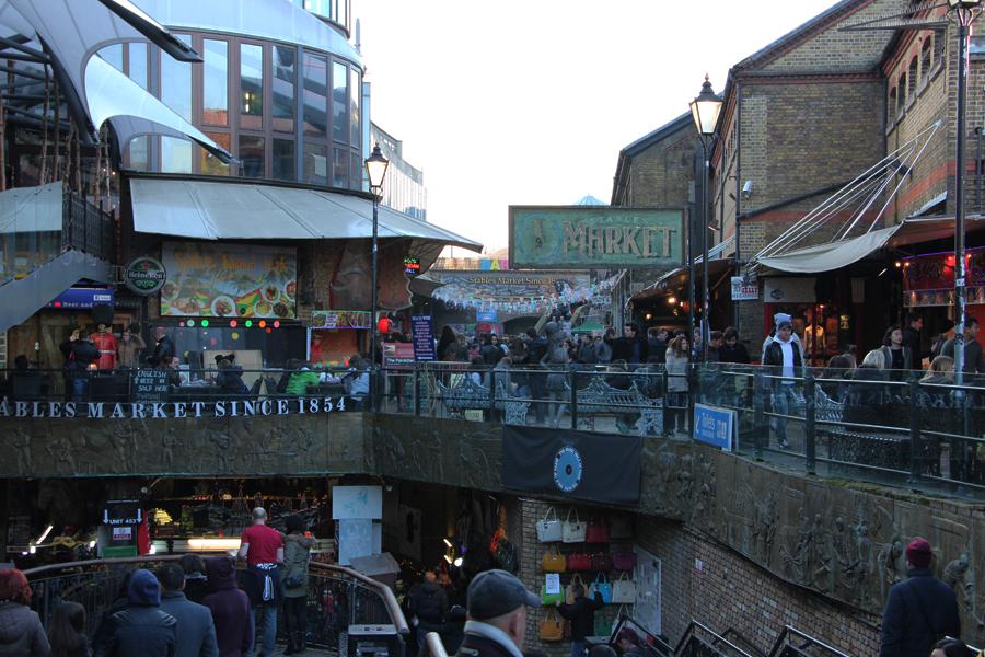 Camden Town Märkte