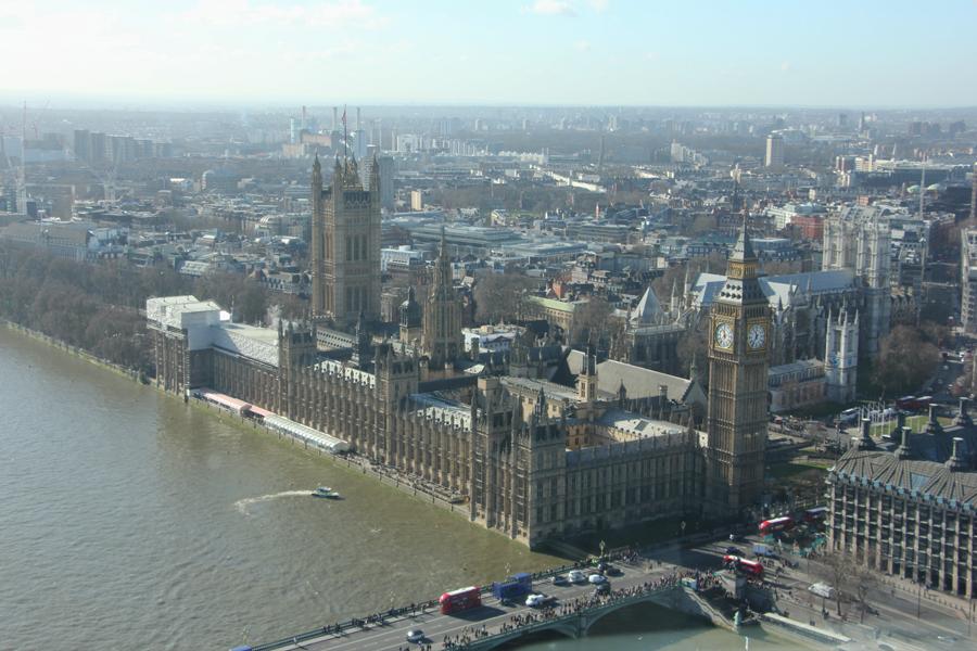 Palace of Westminster, Big Ben