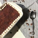 Rezepte aus Italien: veganes Tiramisu