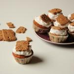 Rezept: Kürbis Spekulatius Cupcakes