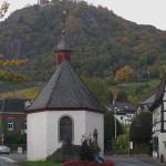Das Siebengebirge im Herbst