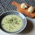 Rezept: Blumenkohlsuppe
