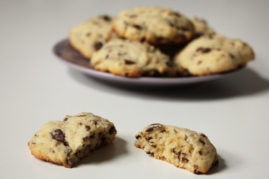 Double Chocolate Cookies 1