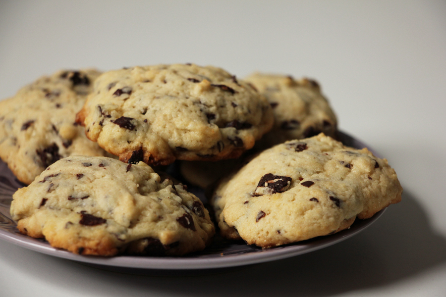 Double Chocolate Cookies 2
