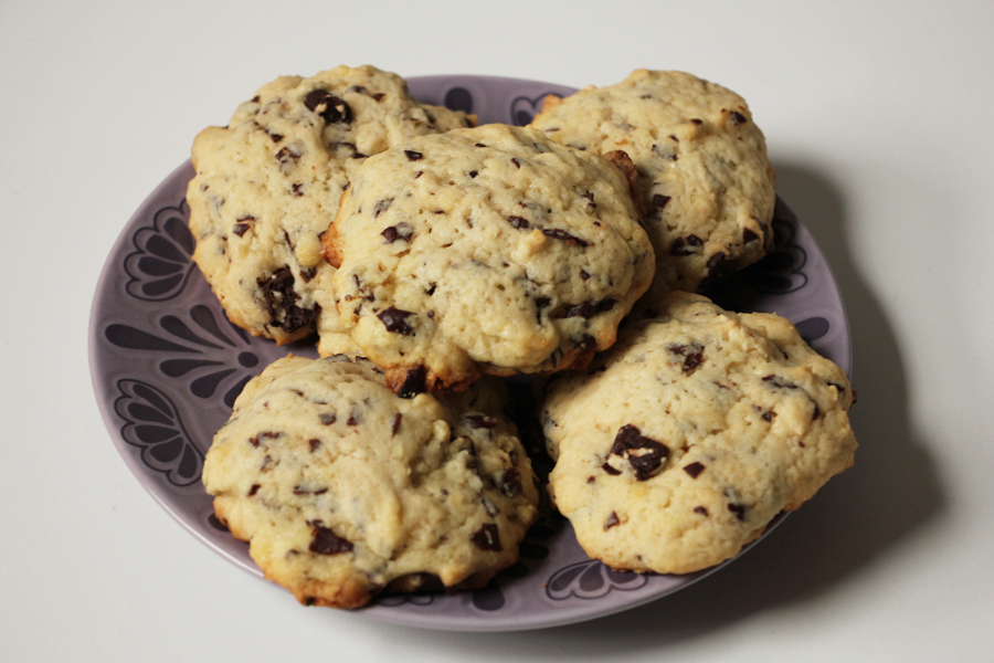 Double Chocolate Cookies 3
