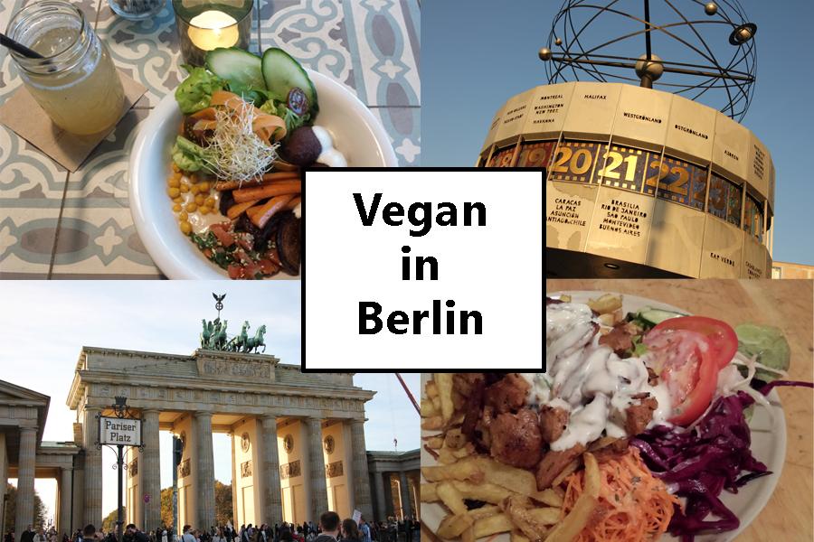 Vegan in Berlin - Restaurant-Tipps