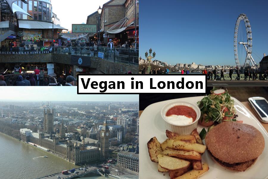 Vegan in London