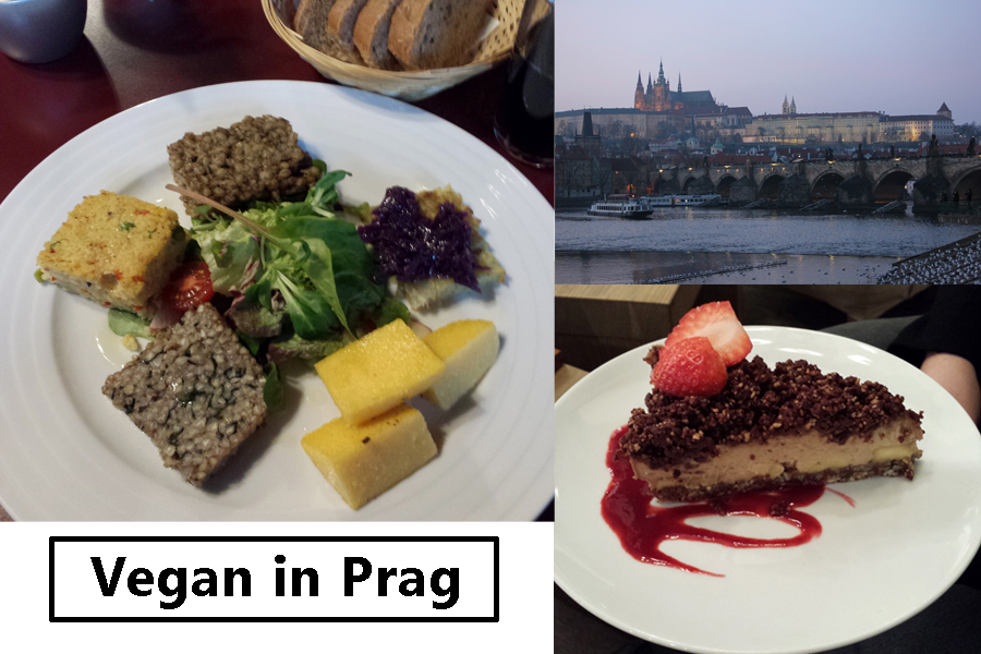 Vegan in Prag