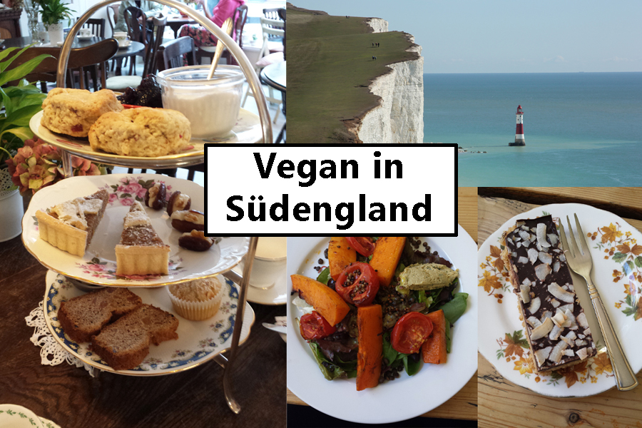 Vegan in Südengland