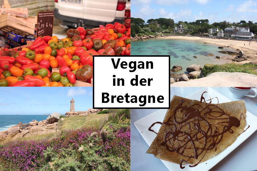 Vegan in der Bretagne