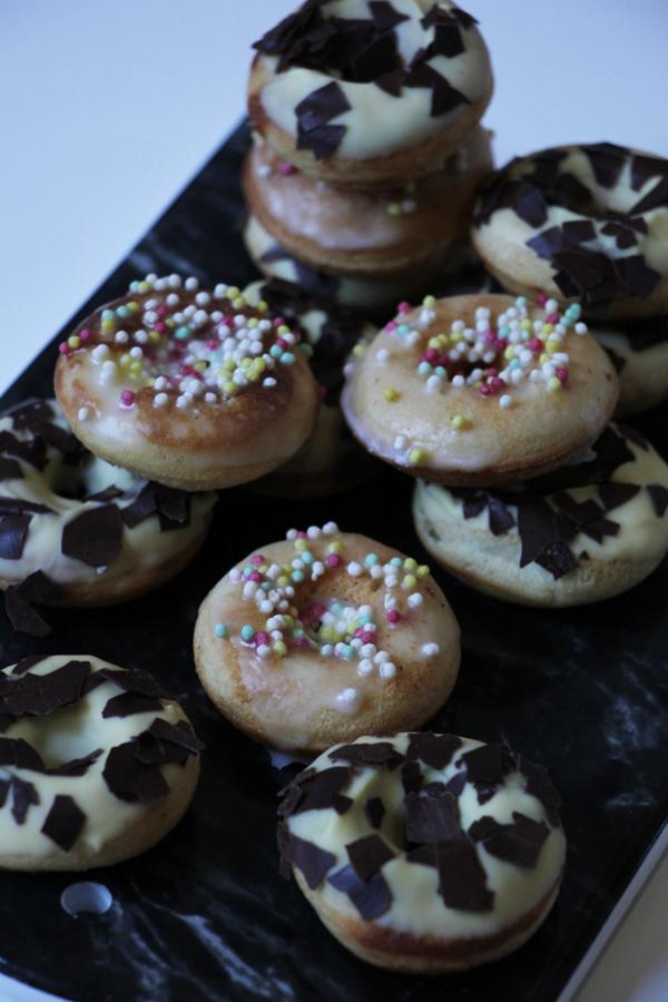 vegane Mini Donuts 4