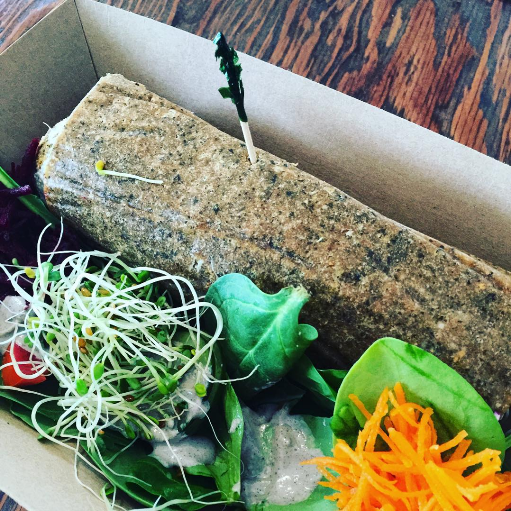 vegane Falafel in Florida