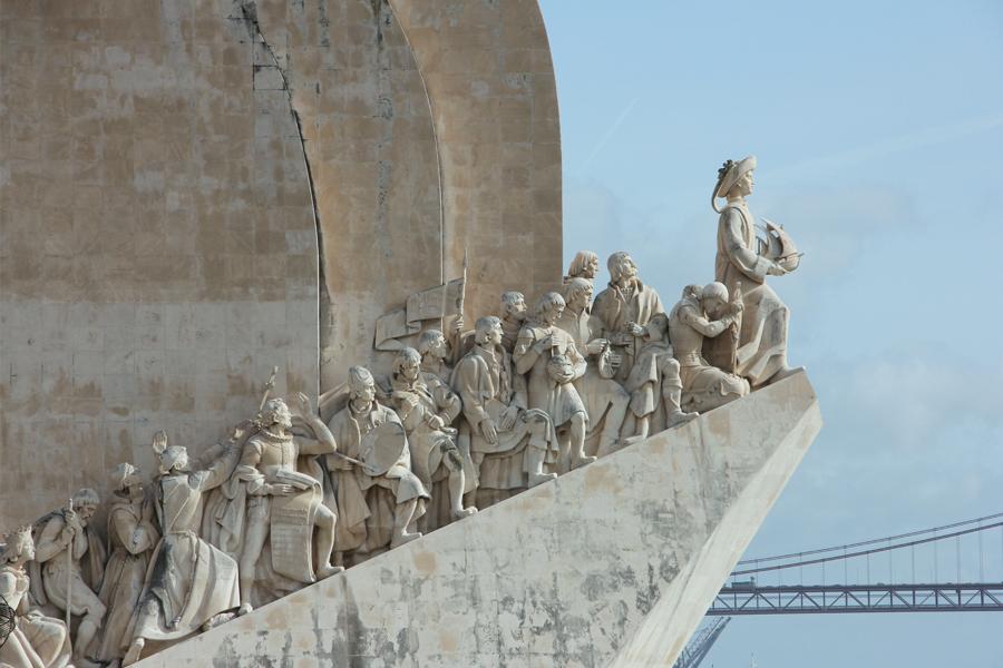 Seefahrerdenkmal Belem Lissabon