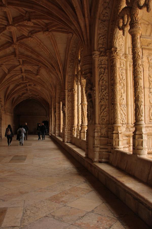 Mosteiro dos Jeronimos Belem Lissabon