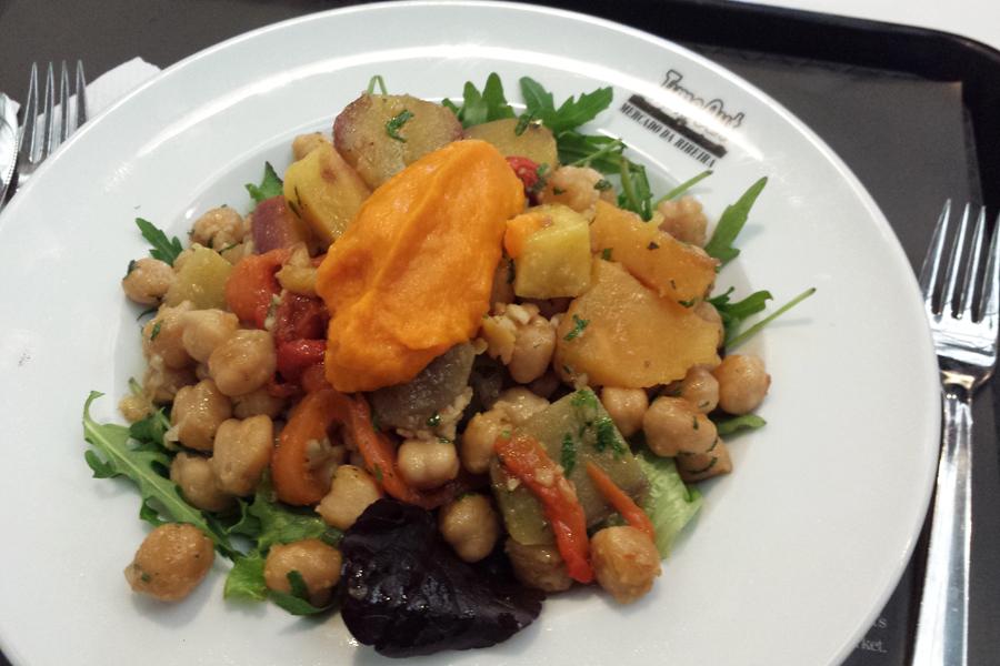 vegan in Lissabon