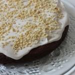 Rezept: einfacher Schoko-Mandel Kuchen
