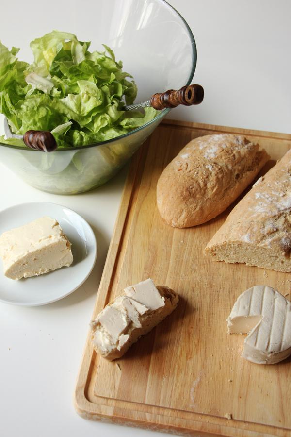 Baguette mit Salzbutter 1