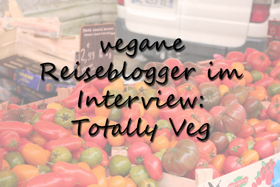 Interview Totally Veg