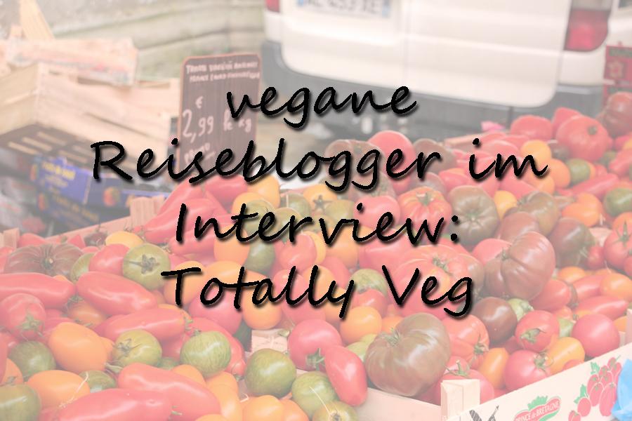Interview Totally Veg