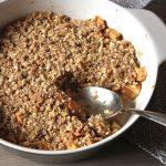 Rezept: Apfel-Birnen Crumble