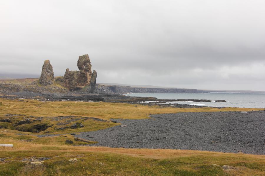 Snaefellsnes Halbinsel Island