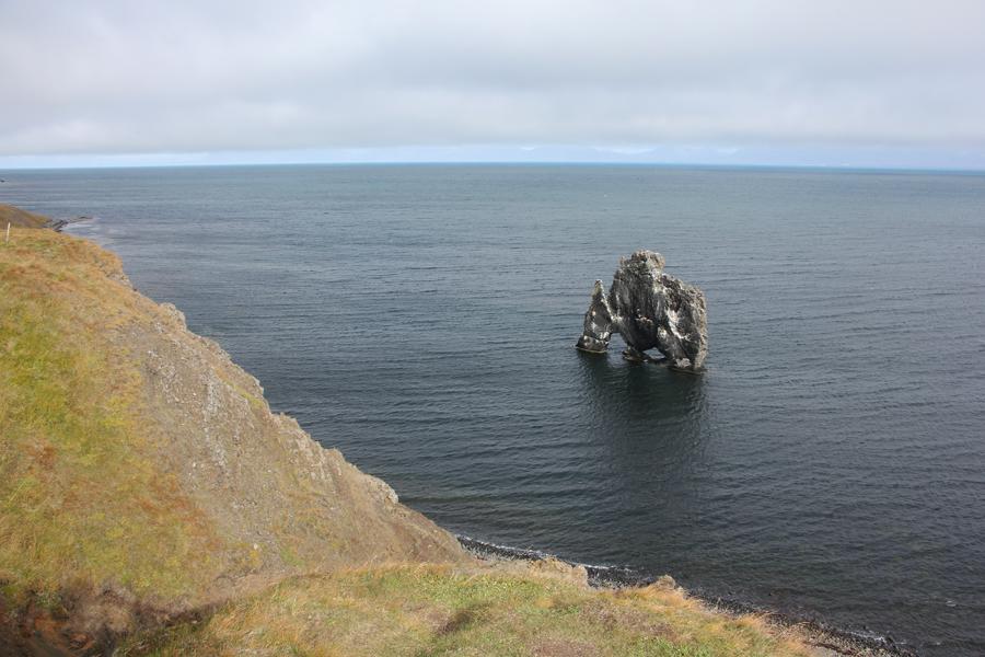 Hvitserkur Vatnsnes Island