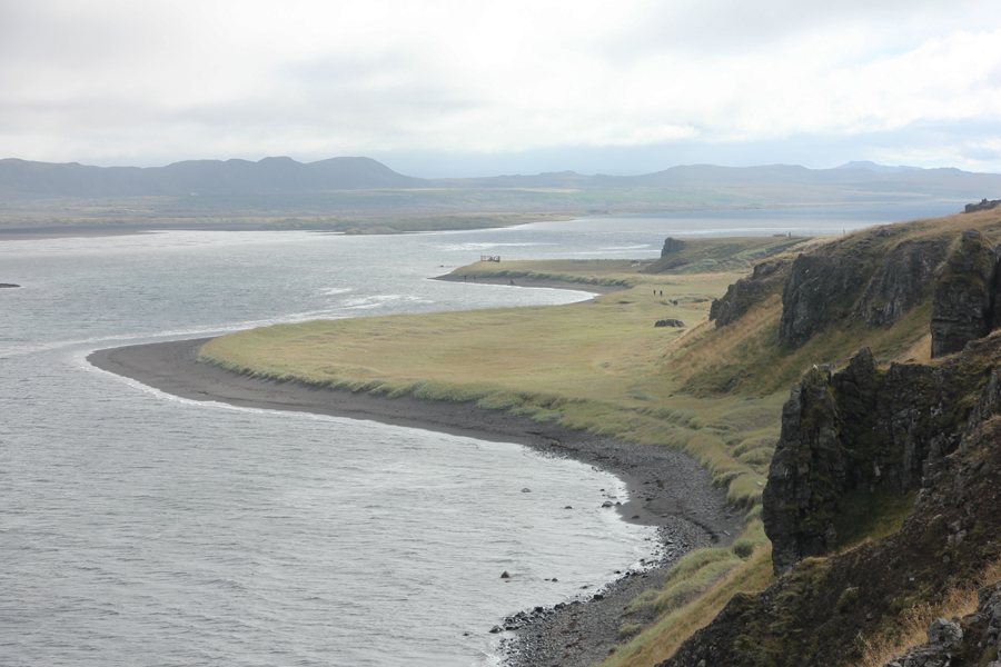 Vatnsnes Halbinsel Island