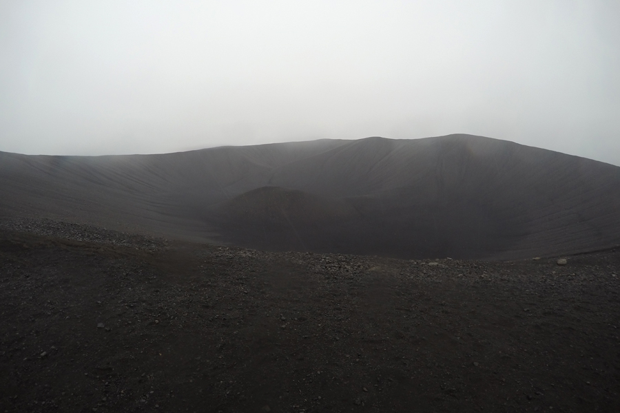 myvatn Hverfjall Vulkankrater Island