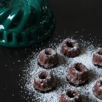 Rezept: Rotwein-Schoko Mini Gugl