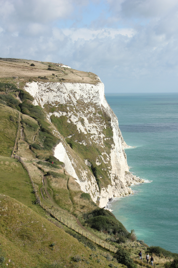 Südengland Roadtrip, White Cliffs of Dover