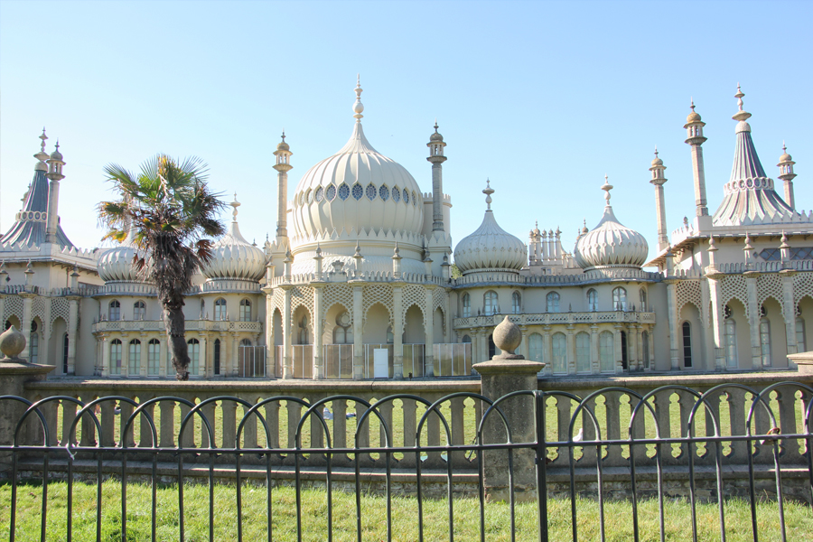 Südengland Roadtrip, Brighton Royal Pavillion