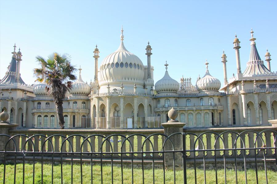 Südengland Roadtrip, Brighton Royal Pavillion