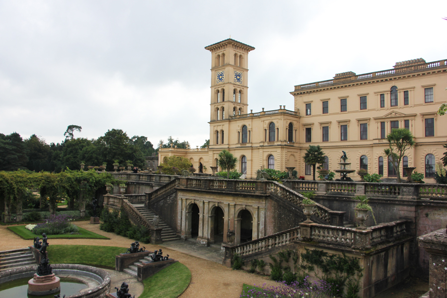 Südengland Roadtrip, Isle of Wight, Osborne House