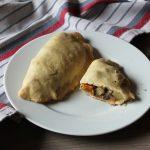 Rezepte aus England: vegane Cornish Pasties
