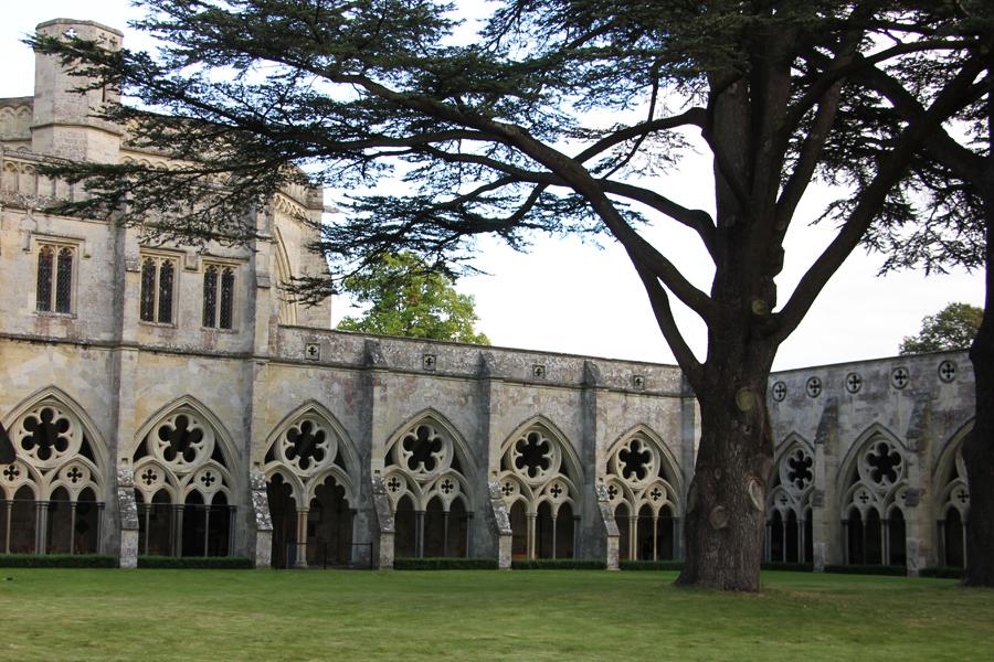 Südengland Roadtrip Salisbury Kathedrale