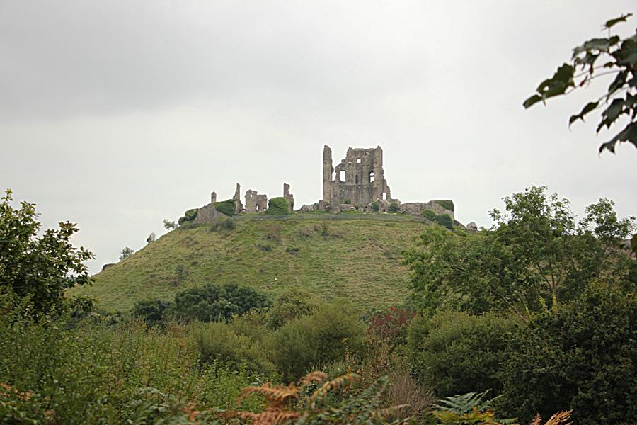 Südengland Roadtrip Corfe Castle