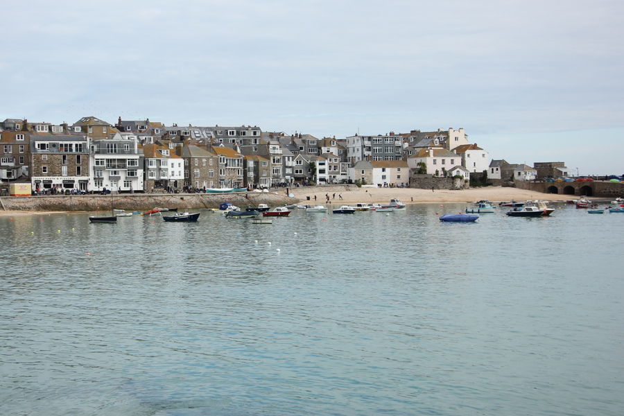 Südengland Roadtrip Cornwall St Ives