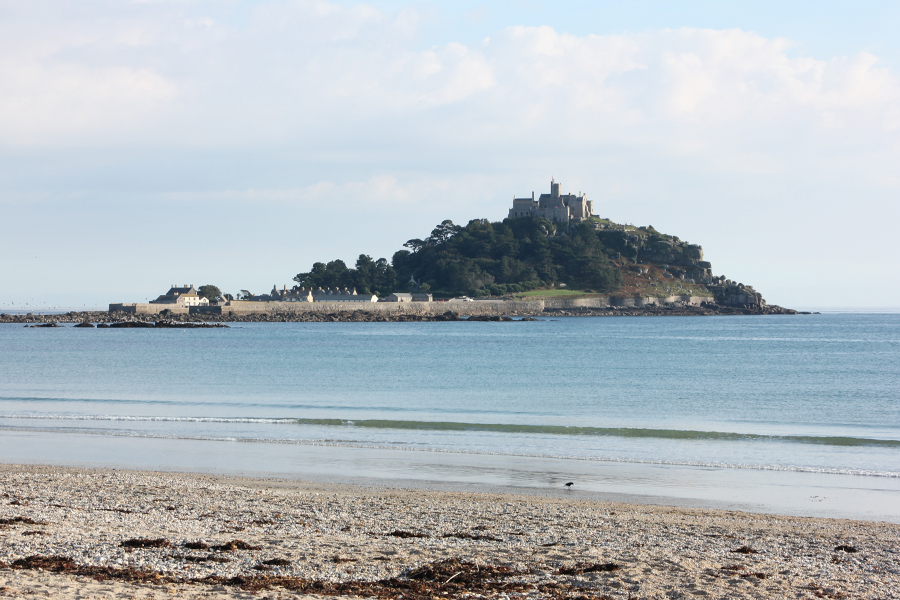 Südengland Roadtrip Cornwall St Michaels Mount