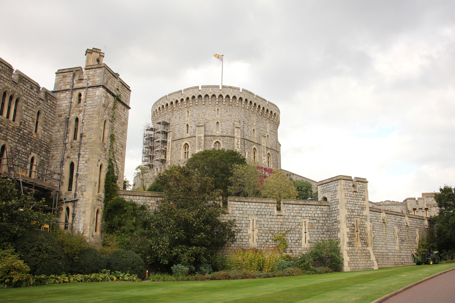 Südengland Roadtrip Windsor Castle