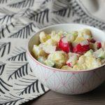 Rezept: veganer Kartoffelsalat