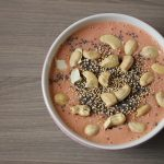 Rezept: Aprikosen Smoothie Bowl