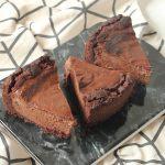 Rezept: veganer Schoko-Cheesecake