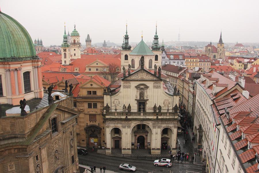 Ein Wochenende in Prag im Advent