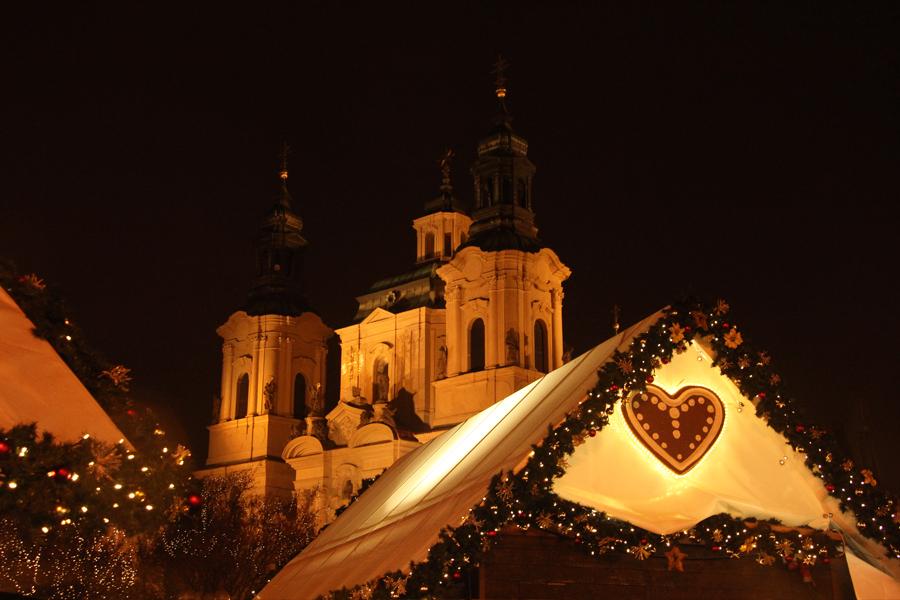 Ein Wochenende in Prag im Advent, Prager Weihnachtsmarkt