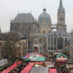 Ein Tag in Aachen im Advent