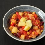 Rezept: Gemüsechili